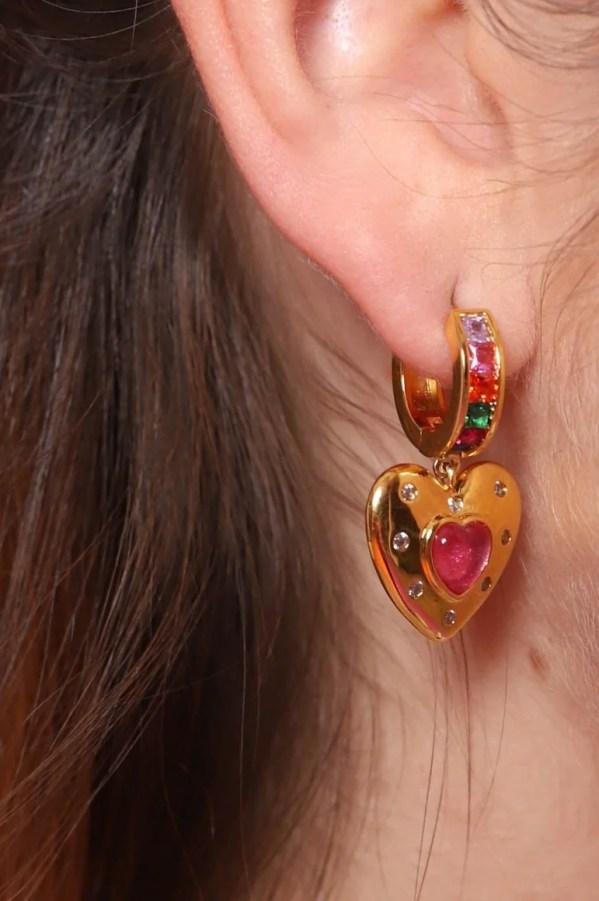 Disco Disco Earrings July Child