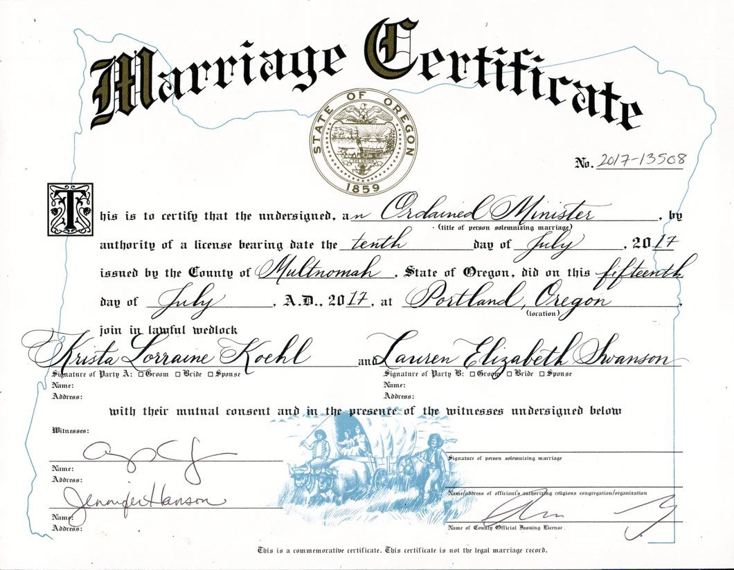 King county marriage license search 1betcityfo Choice Image