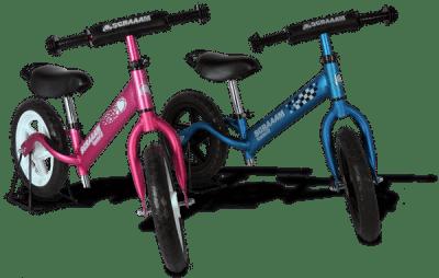 SCRAAAM Balance BikeS