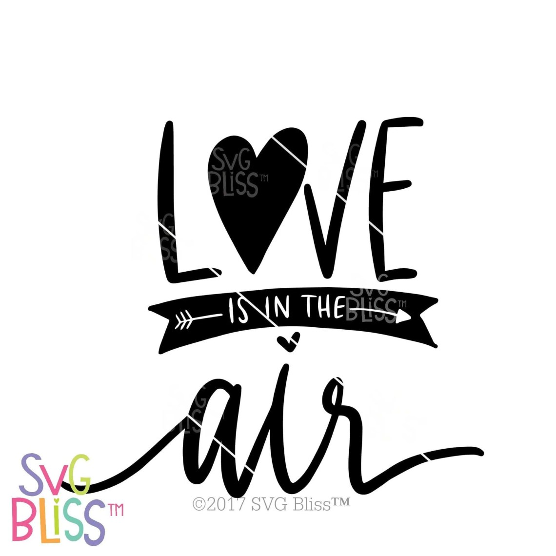 Download Love is in the Air | SVG EPS DXF PNG