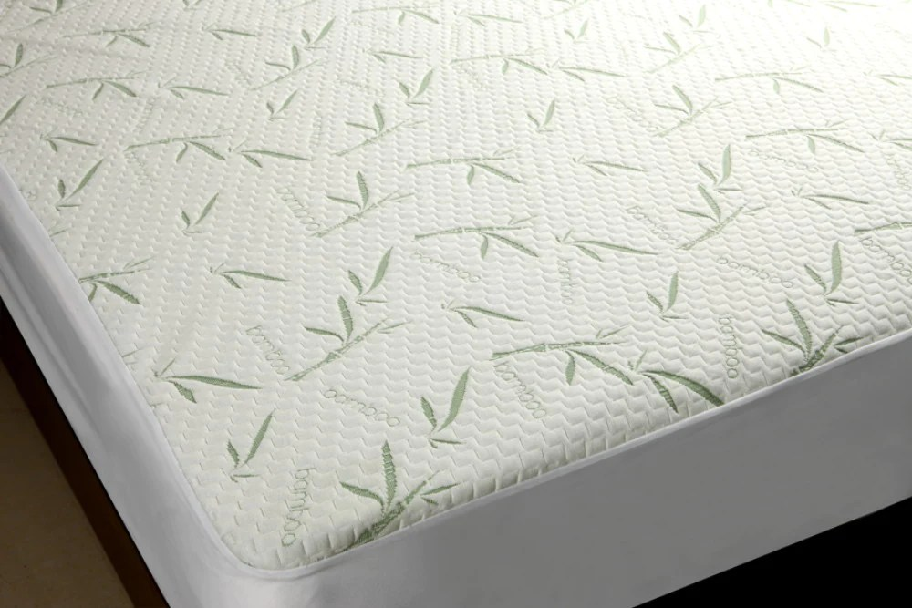Bamboo Premium Mattress Protector Soft And Comfortable