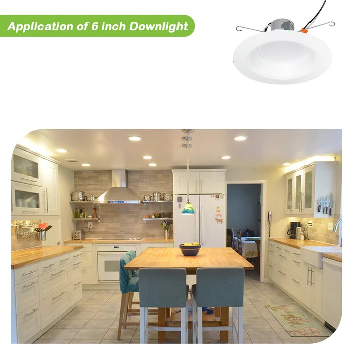 dimmable led recessed lights 3000k