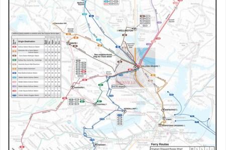 Palm Tran Bus Map. Miami Dade Transit Bus Map, Broward County ...