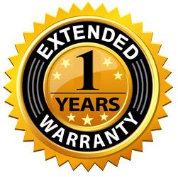 1 Year Extended Warranty - For 80004 80006 80013 ...