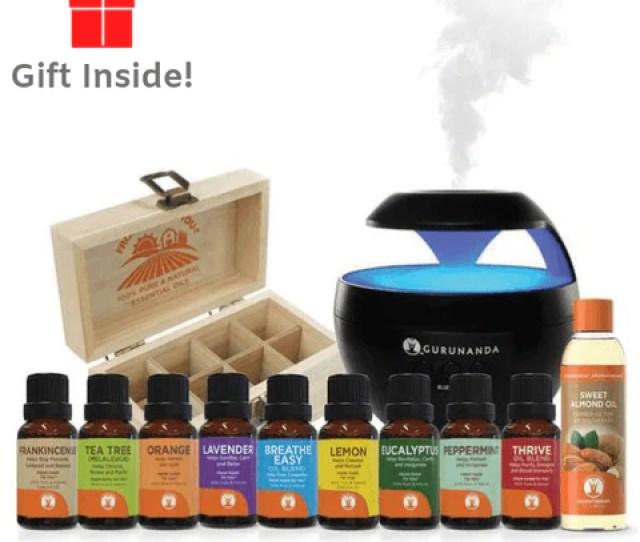 Essential Oils Set  Aromatherapy Items