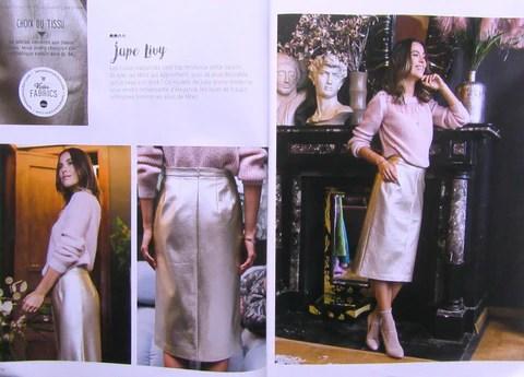 Magazine La maison Victor - Jupe Livy