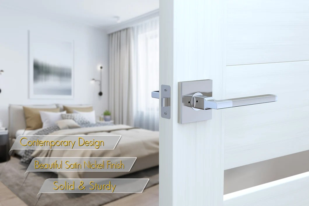 Avalon 0530 Modern Door Handle Set Privacy Passage Avalon Design Shop
