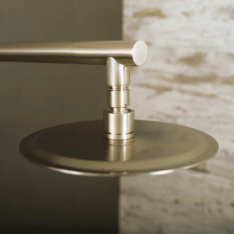 Dax Square Rain Shower Head Ultra Thin Brass Body Chrome Finish D 113030 Cr