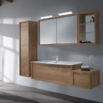 28 Medicine Cabinet Bathroom Vanity Mirror Wall Mount Oak Serie Ti Sbm Distribution