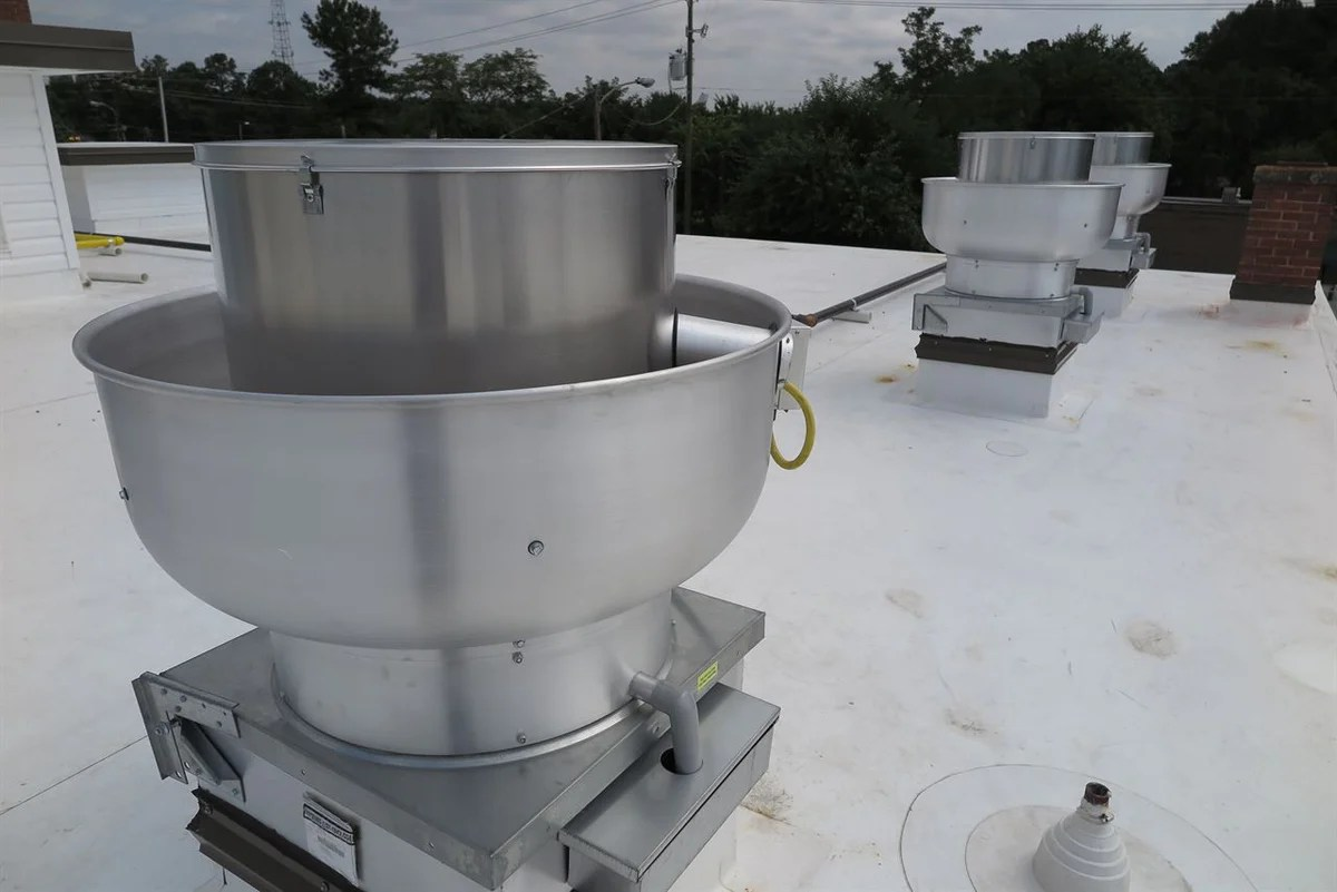 grease containment system