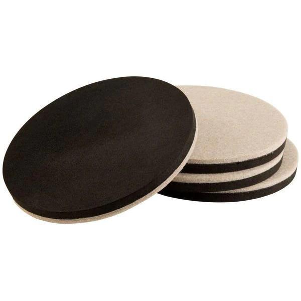 furniture sliders for wood laminate tile smooth hard surfaces