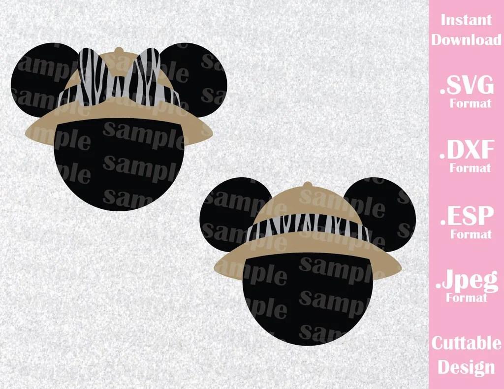 Disney Kingdom Animal Svg Love