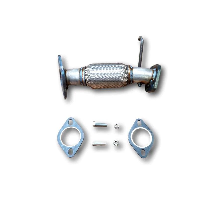 kia optima 2 4l 4 cylinder exhaust flex pipe 06 08
