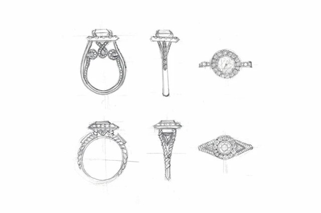 3DM Jewelry Design Studio's coaching and courses to learn to design your own jewelry