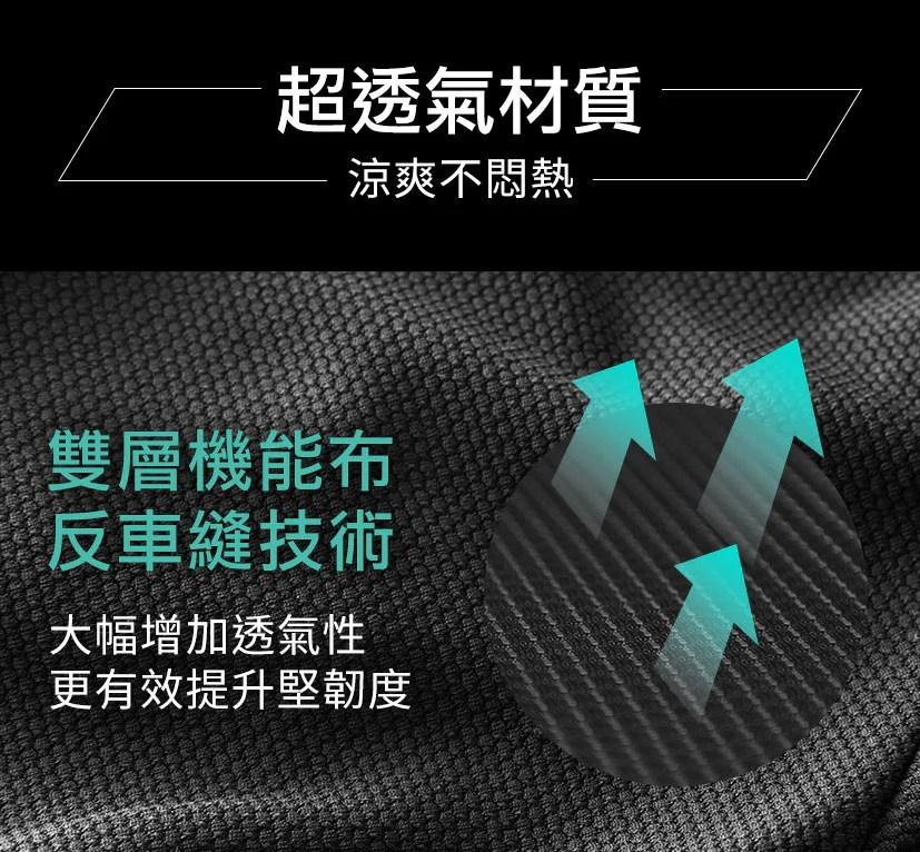 FutureLab-UrbanAgent都市特工包-透氣材質