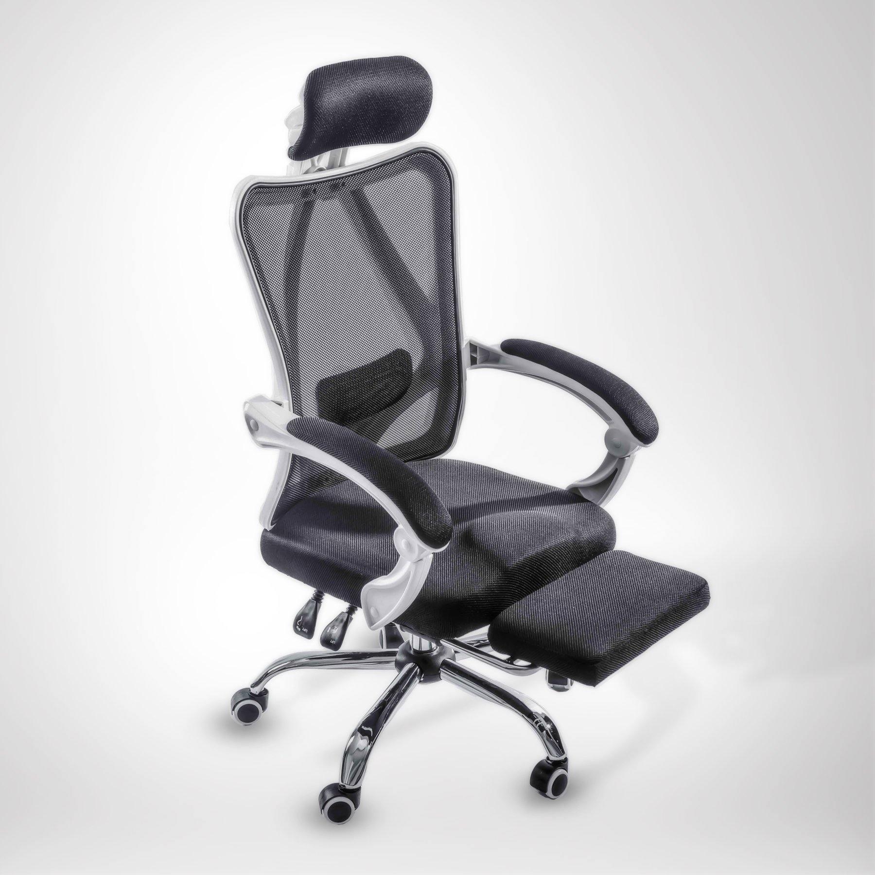【Future】6D人體工學電腦躺椅-舒適辦公電腦椅 - FutureLab.