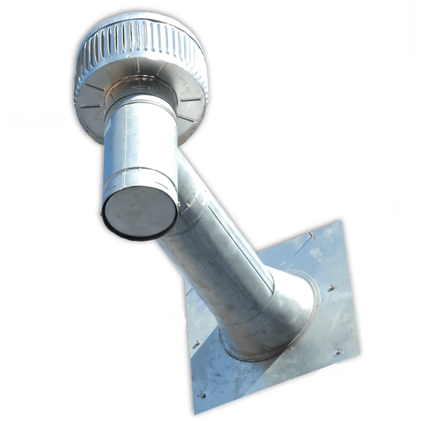 heater double wall vent pipe kit