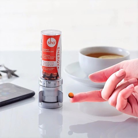 sho ENERGY+: B Vitamins & Matcha
