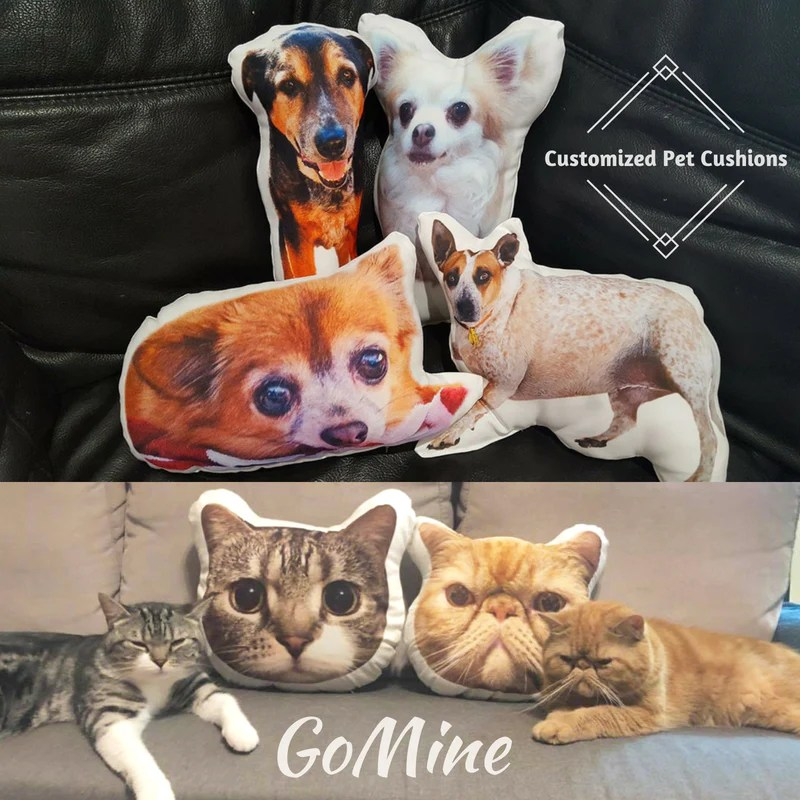https gomineofficial com products customized pet cushions