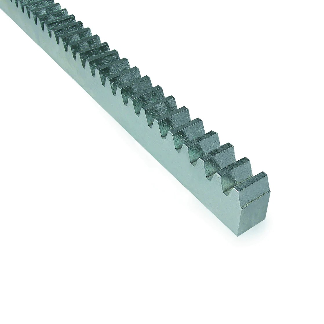 sliding gate galvanised steel gear rack industrial use