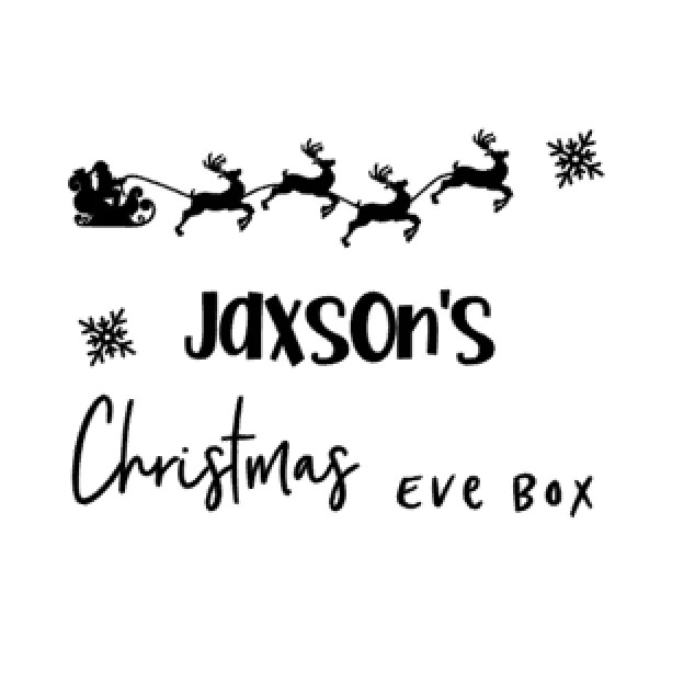 405 Christmas Eve Svg Free