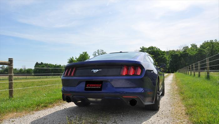 corsa 15 17 ford mustang ecoboost