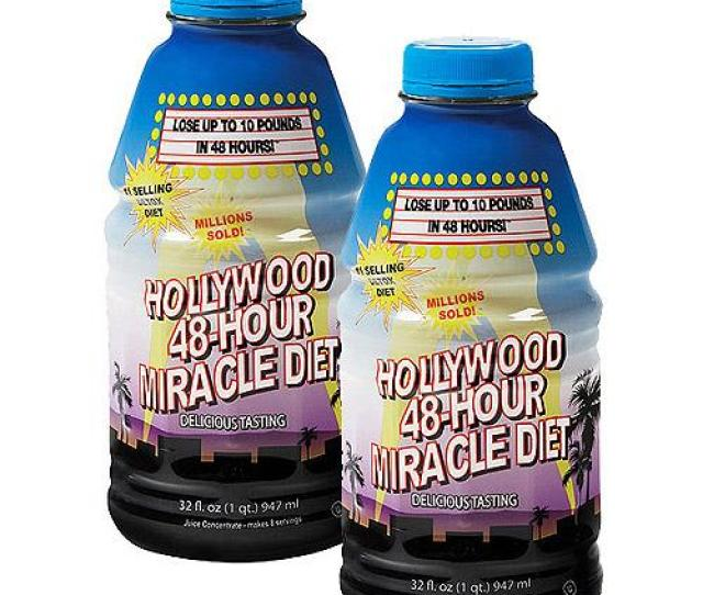 Hollywood  Hour Miracle Diet