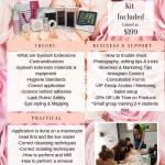 Elite Lashes Eyelash Extension Supplies Australia Online Training Elite Lash Supplies Training