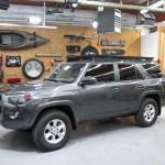 Toyota 4runner 5th Gen Slimline Ii Roof Rack Kit By Front Runner Road Warrior Car Racks