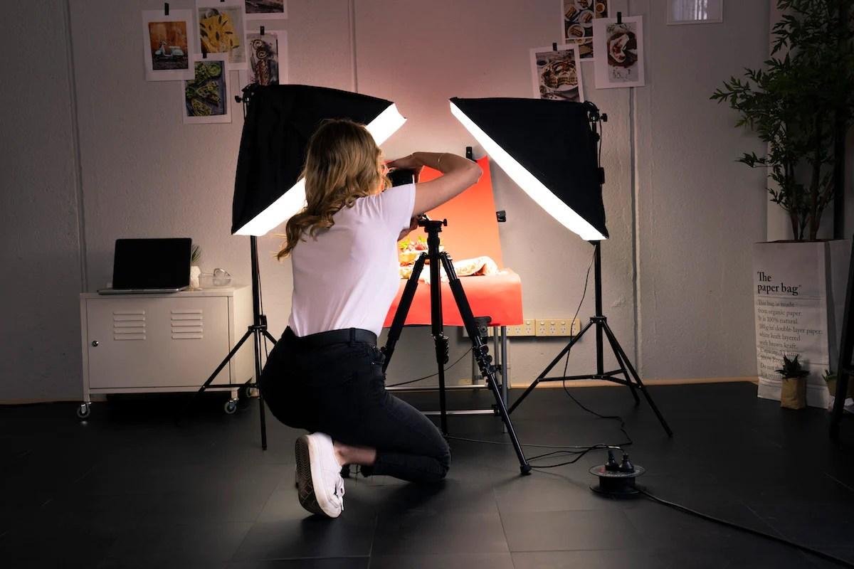 بشكل منتظم رجال الاطفاء بانوراما best studio lighting kit