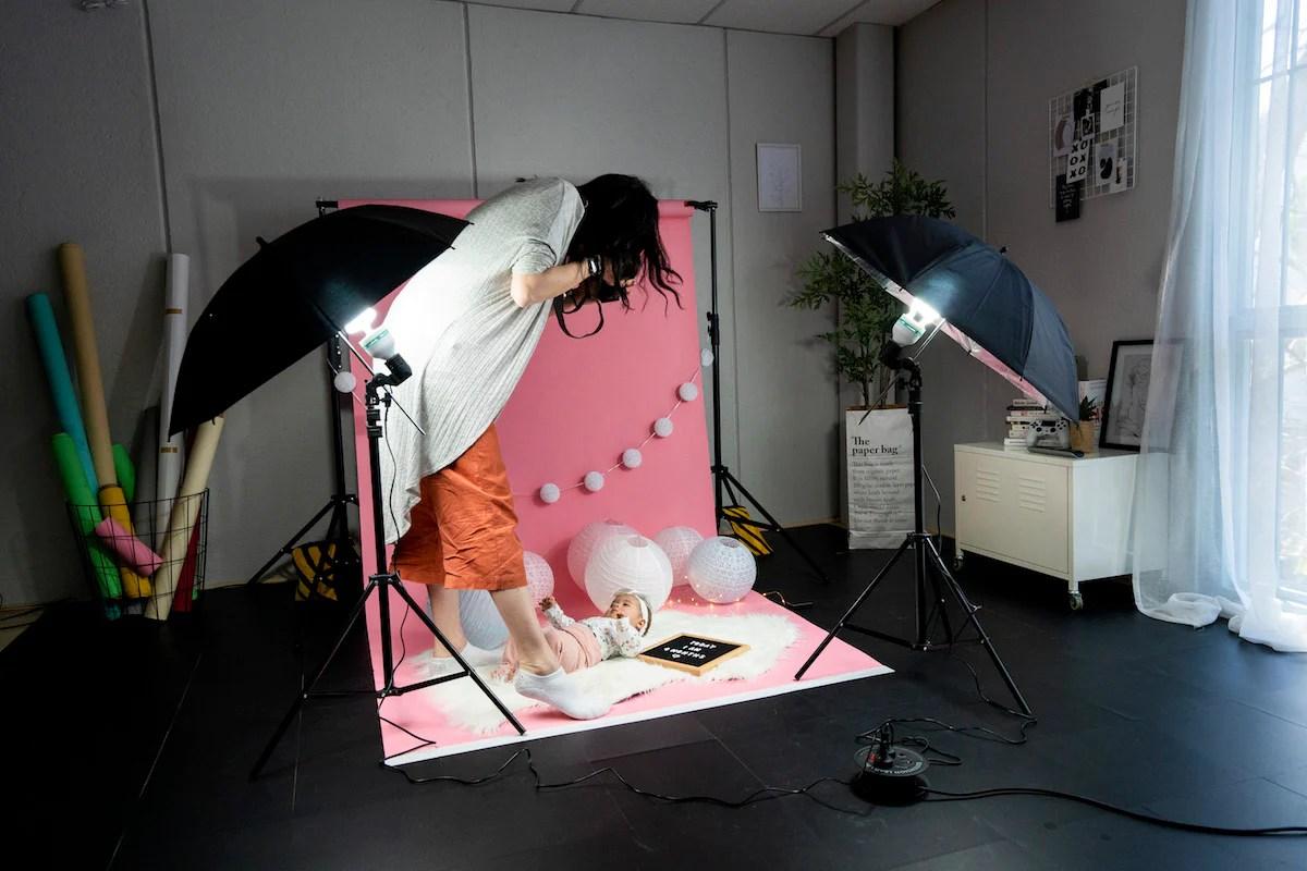 best starter studio photography