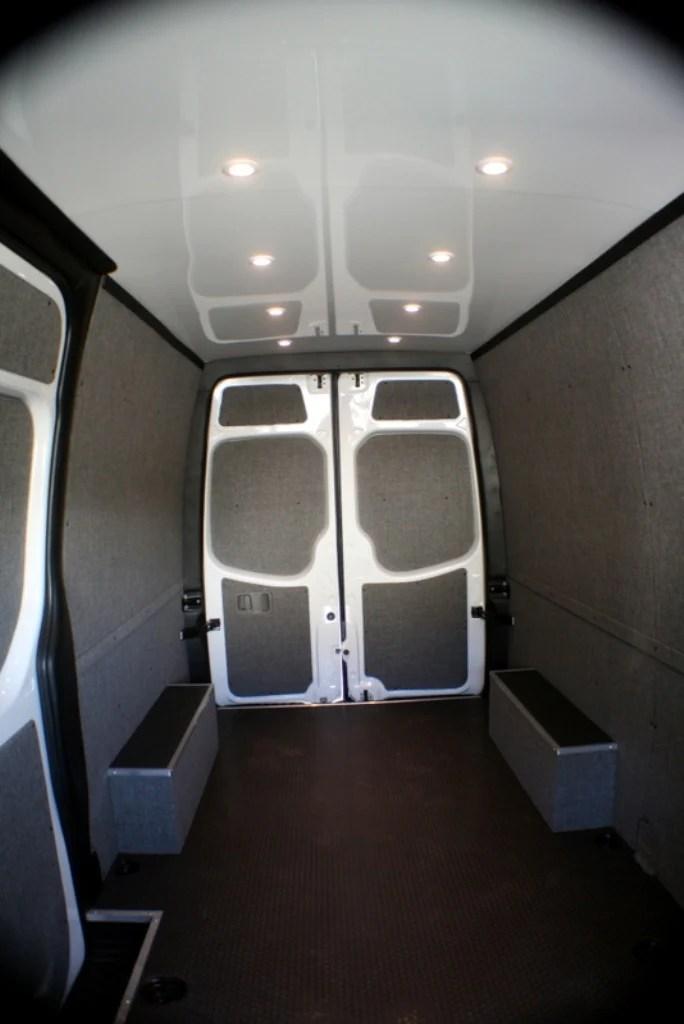 2007 Sprinter Van Complete Interior Kit 170 Quot Wb Hr Rb