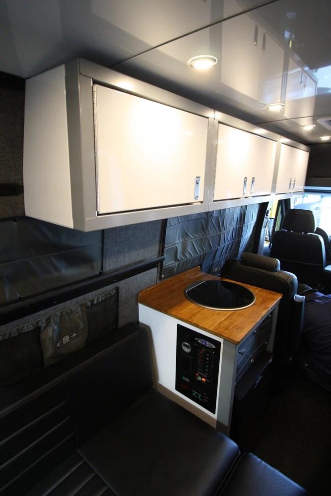 Sprinter Van Wall Cabinet 16 Quot H X 14 Quot D X 24 Quot W Rb Components