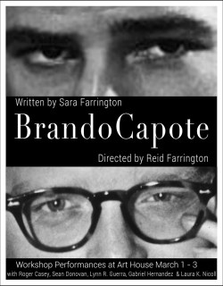 Image result for brando capote play