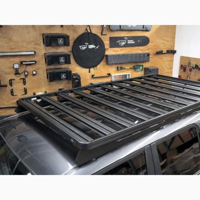 toyota 4runner 5th gen slimline ii roof rack kit by front runner