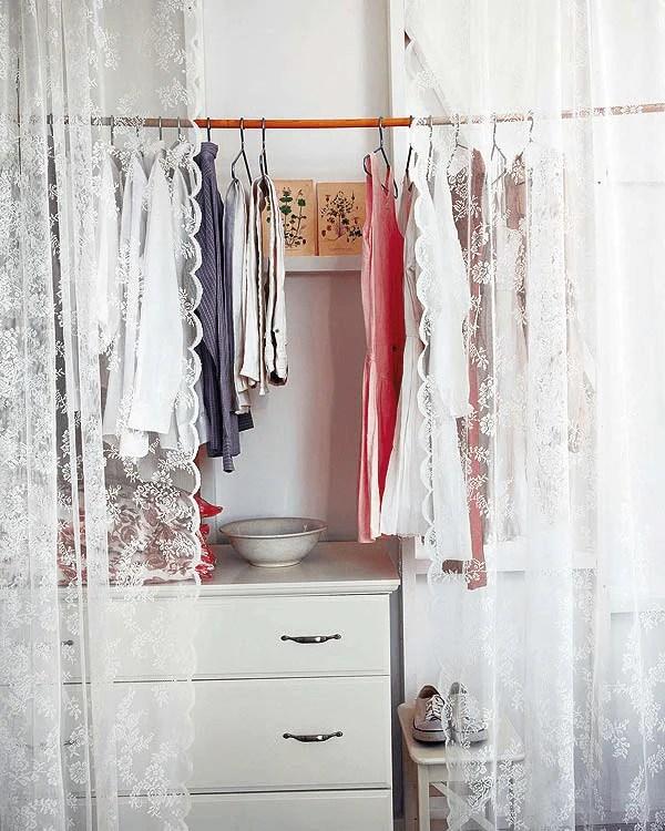 alternative hanging spaces
