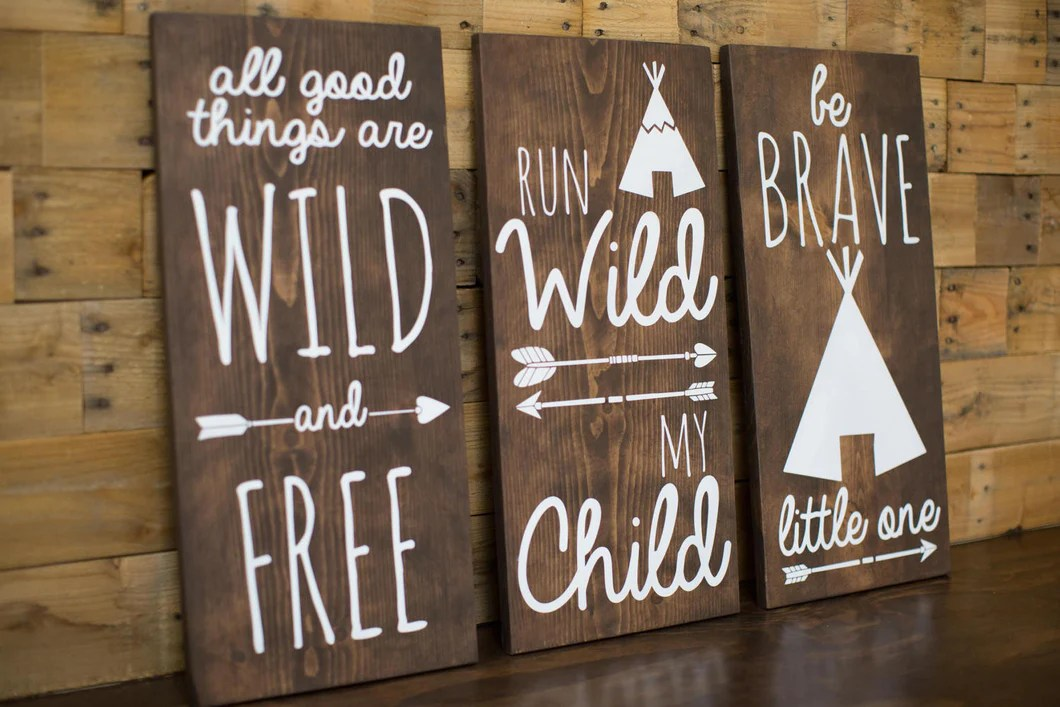Home Decor Baby Shower Gift