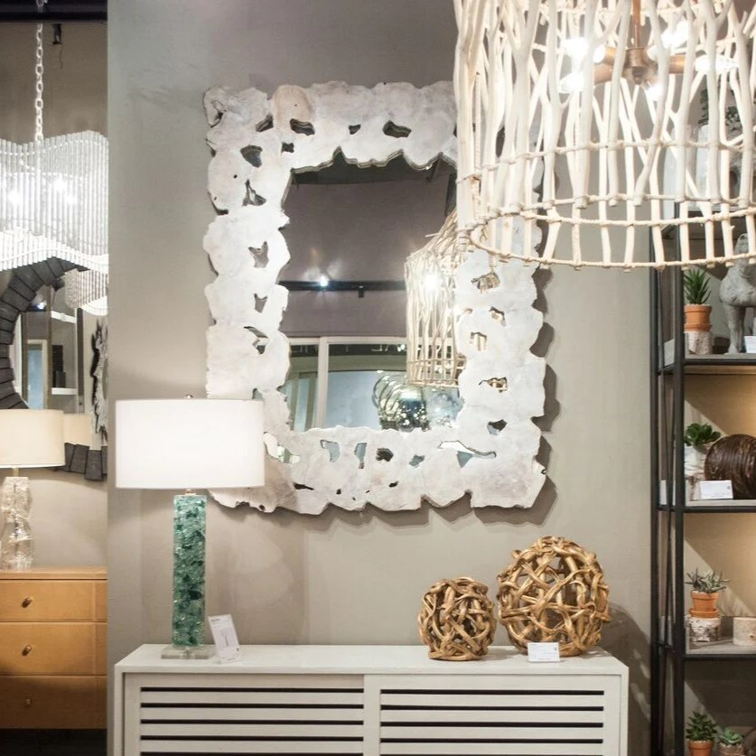 Made Goods Pieter Wall Mirror Rectangle CLAYTON GRAY HOME
