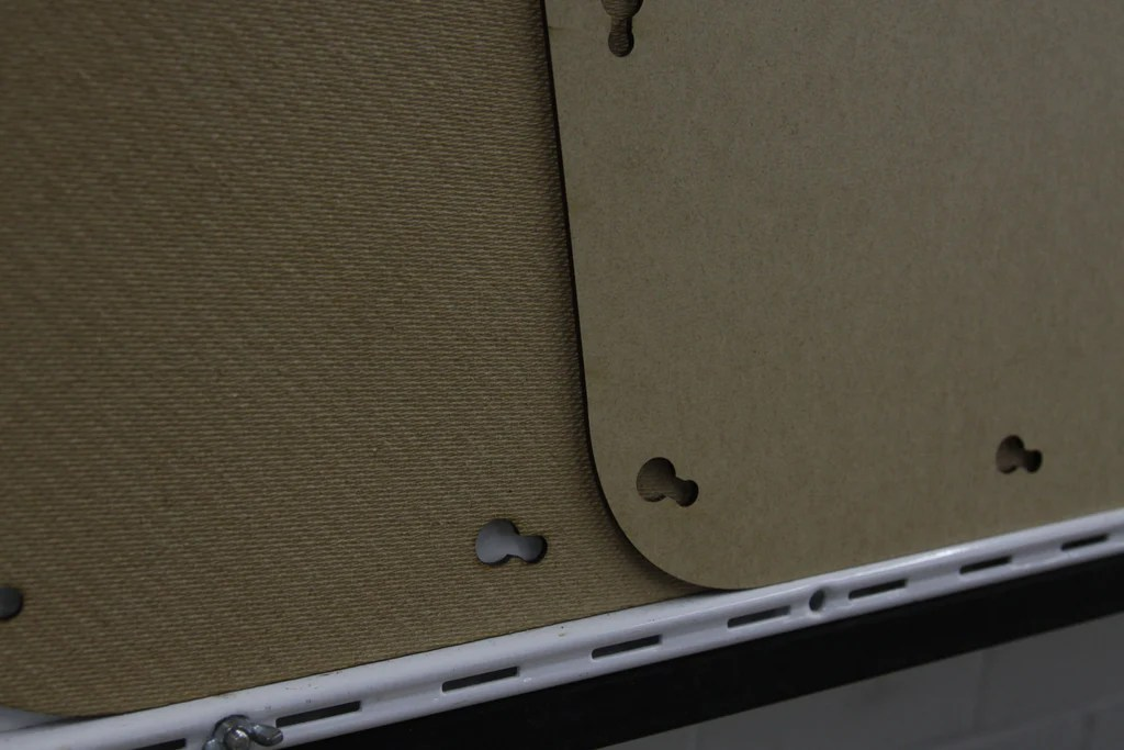 Ford Falcon XD, XE Manual Window Front Door Cards - Ute ...
