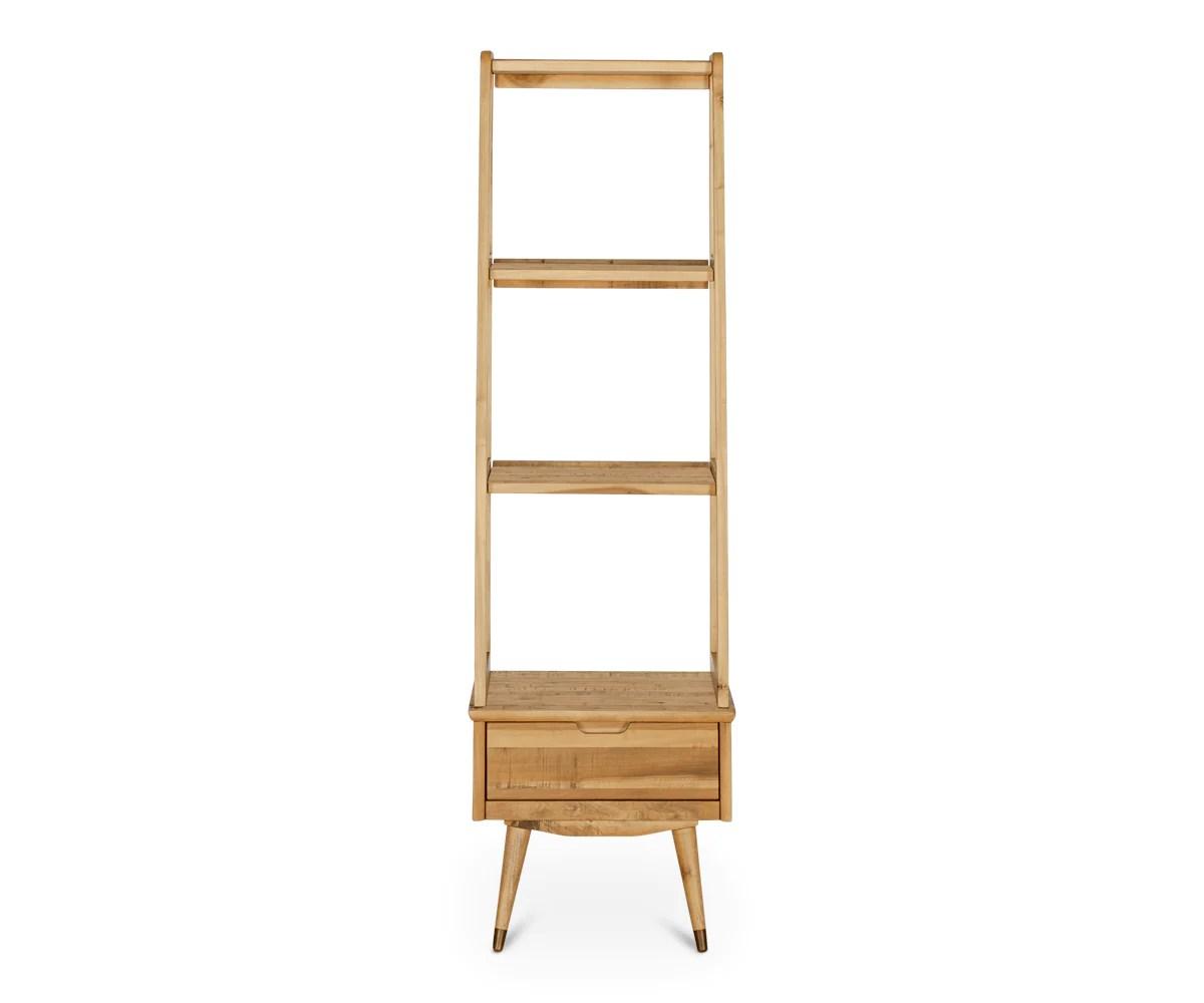 Bolig Leaning Bookcase