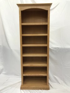Standard Bookcase 6 Tall 2 Wide 3d Plans