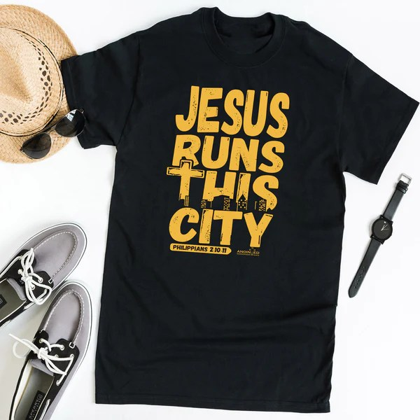 Blessed And Highly Favored Shirts