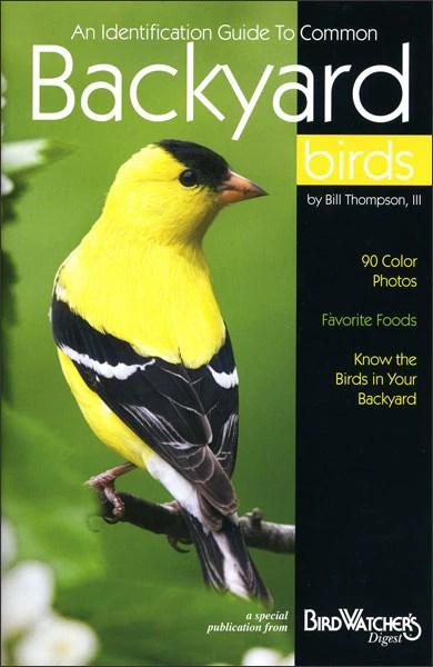 Printable Bird Identification Guide