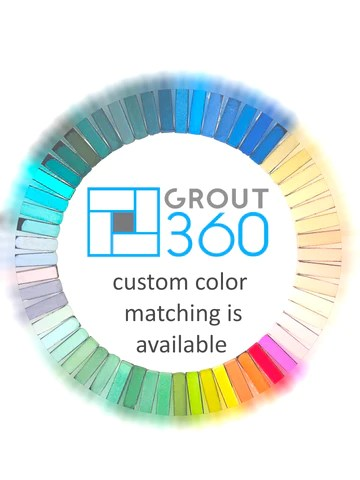 custom matched tile grout colors grout360