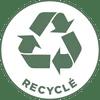 récurant recyclé