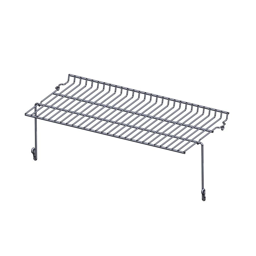 warming rack w support for 3 burner grill 3001 3008 5050 5072 5252