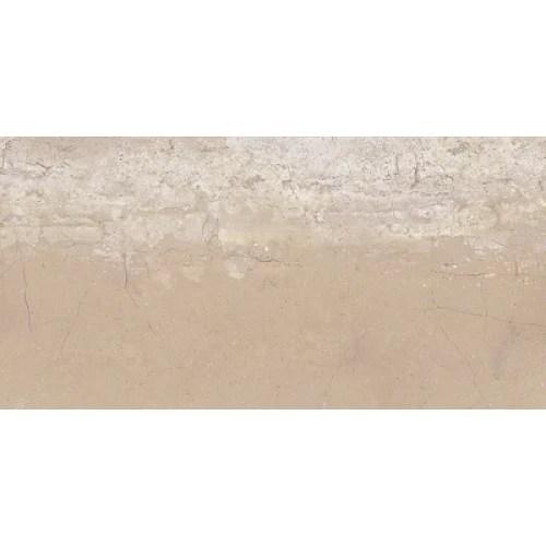 lungarno stoneway 12 in x 24 in glazed porcelain tile line beige