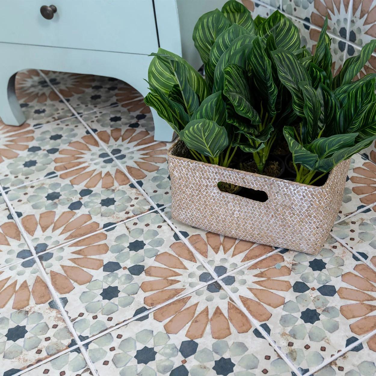 lungarno ceramics retrospectives 8 in x 8 in ceramic tile covent gardens