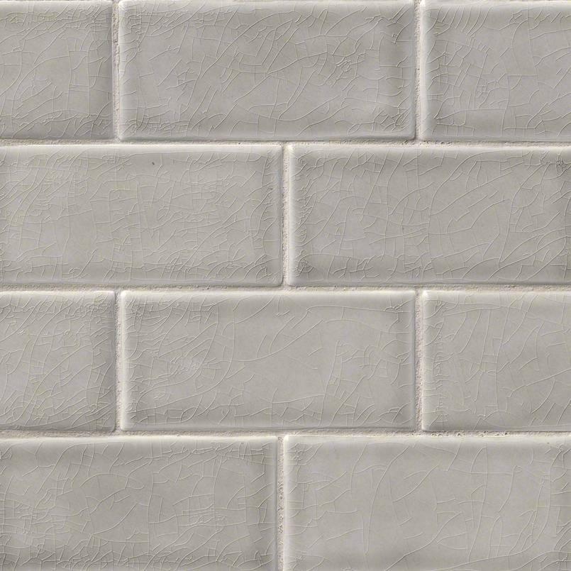 msi highland park 3 in x 6 in dove gray subway tile