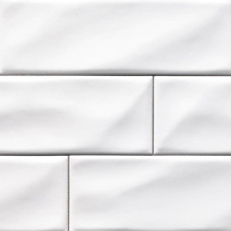 msi highland park 3 in x 6 in dove gray subway tile floorzz